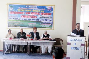 District Seminar on Natural Resources and their Conservation Chhatarpur MP on 24december2011